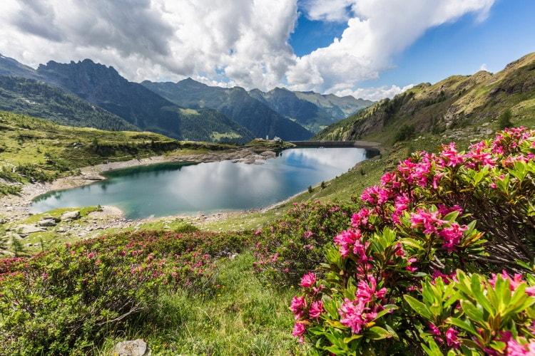 Lago di Pescegallo. Via Valtellina.it.