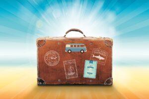Viaggi, valigia