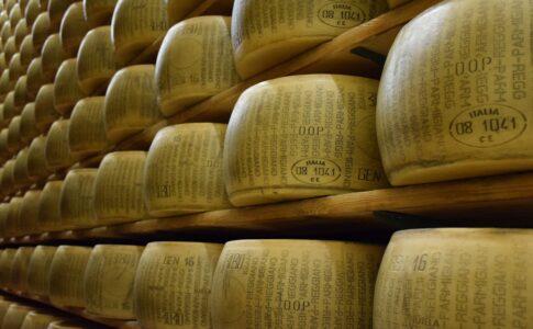 Musei del cibo Parma, parmigiano reggiano