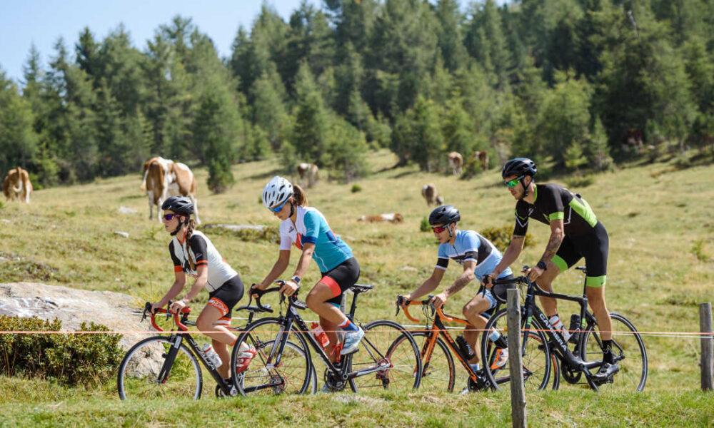 Bici in Valtellina. Passo del Mortirolo, via Valtellina.it.