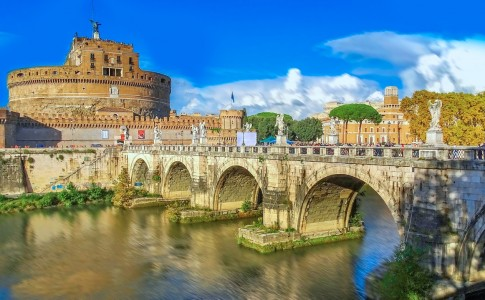 Roma Regione Lazio Credits: Walkerssk