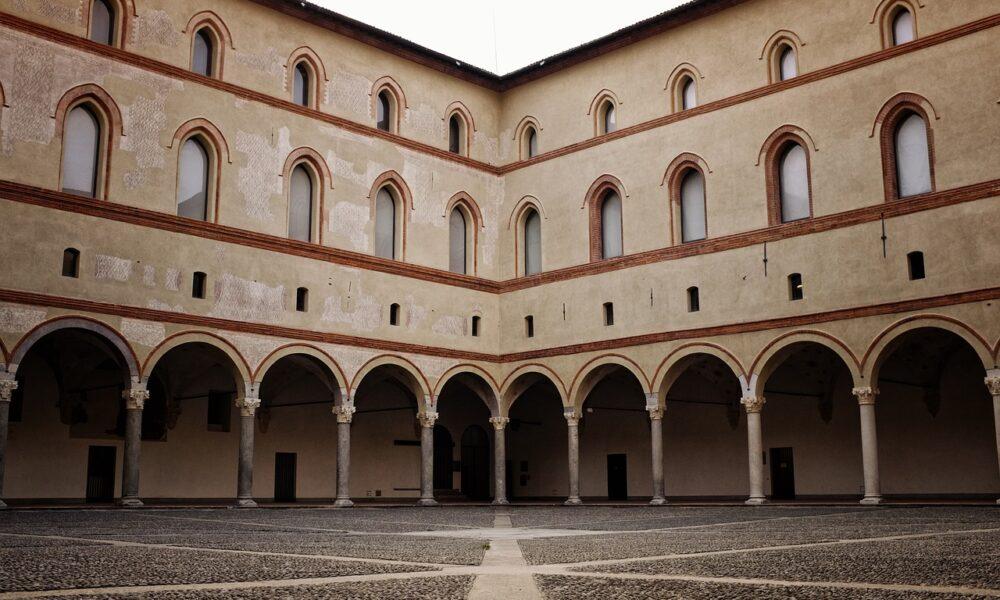 Riaperture, Castello Sforzesco Milano