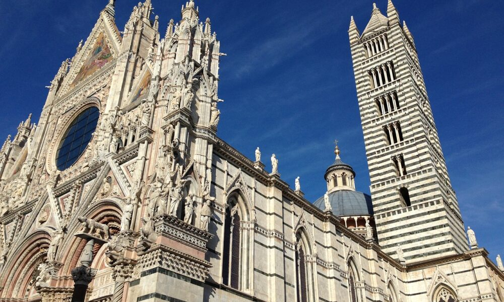 Duomo di Siena Credits: deltatoast