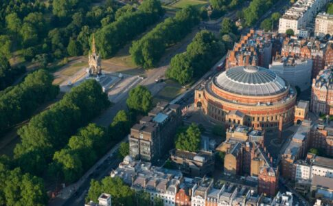 Royal Albert Hall, Londra