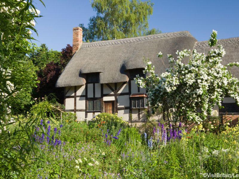 Inghilterra Shakespeare Fonte: Visit Britain