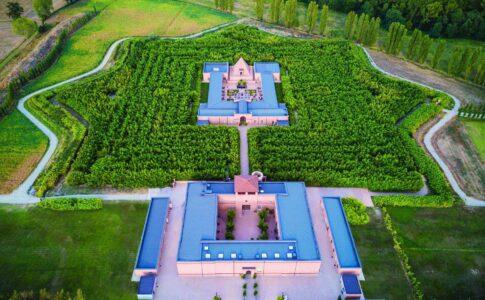 Labirinto della Masone. Fonte Masone.