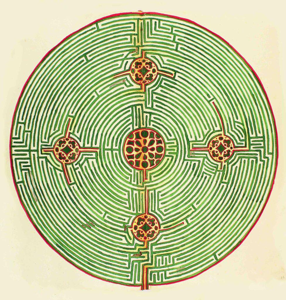 Lelio Pittoni, Labirinti multiviari, 1611