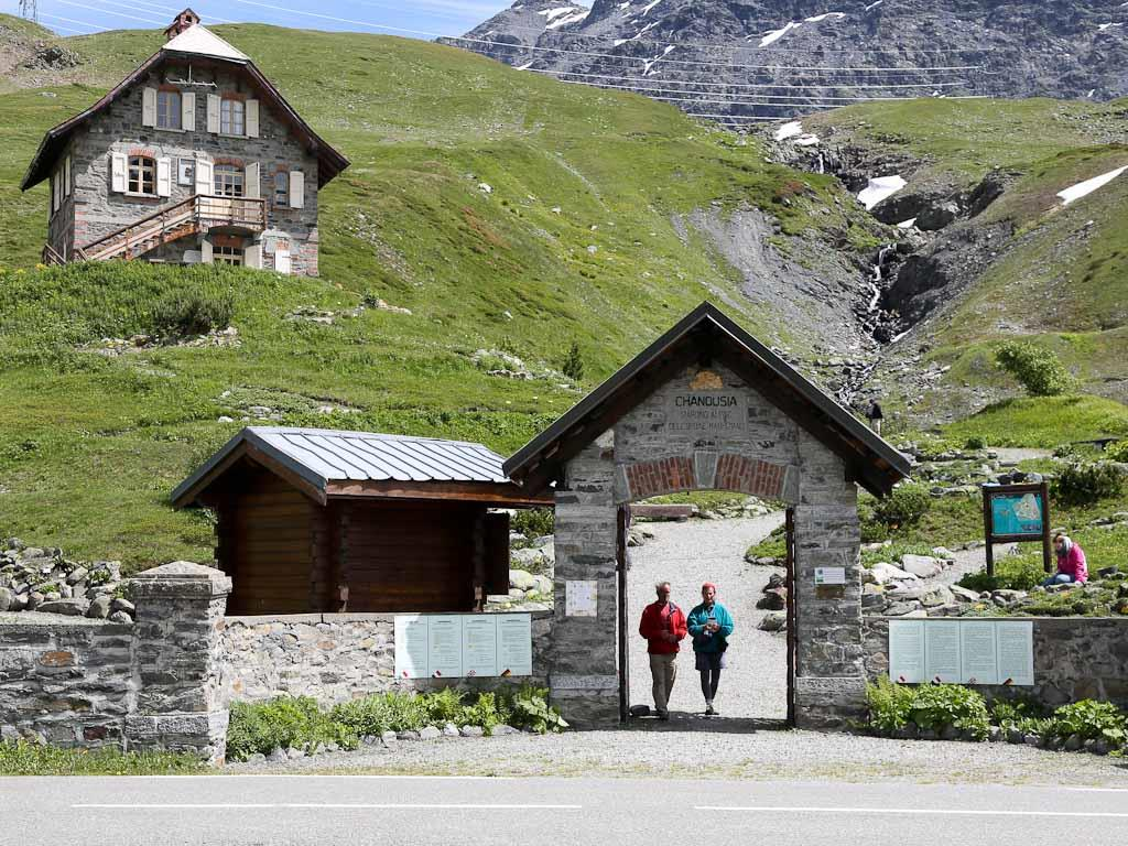 Giardini botanici alpini. Fonte Love Val D'Aosta.