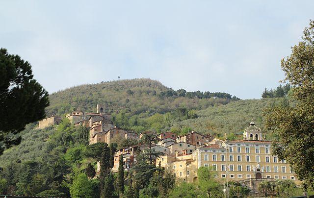 Collodi. Via Wikimedia Commons.