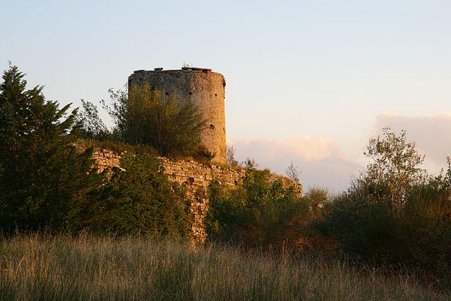 Fortezza di Lucignano. Via Wikimedia Commons.