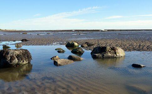 Northumberland. Costa Britannica. Via Wikimedia Commons.