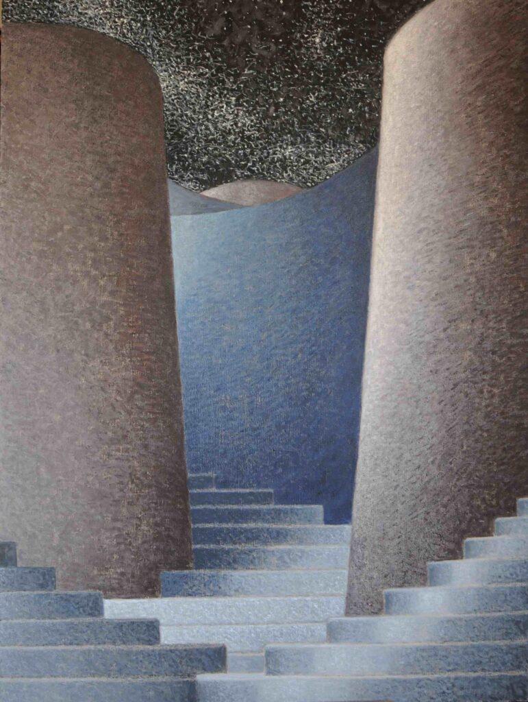 Giovanni Soccol, Labirinto d'invenzione XXXVIII, 2020