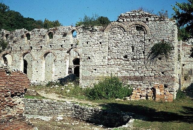 Butrinto. Via Wikimedia Commons.