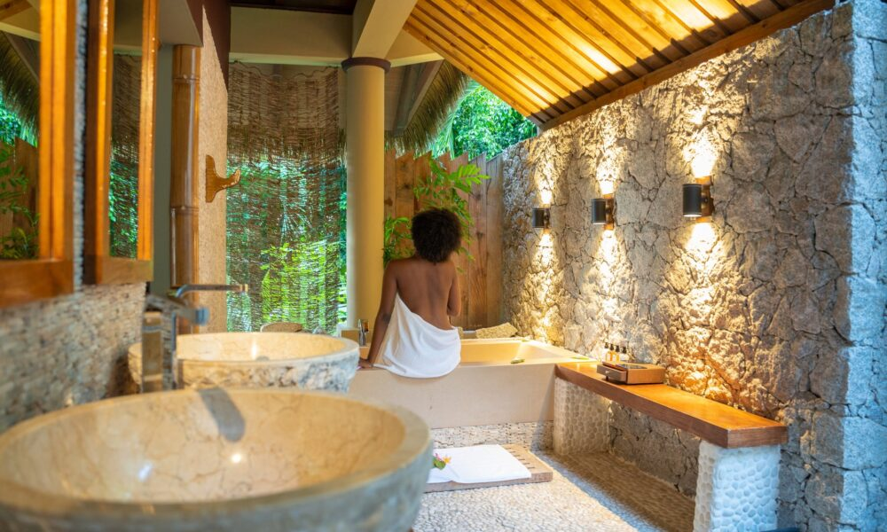 Relax alle Seychelles
