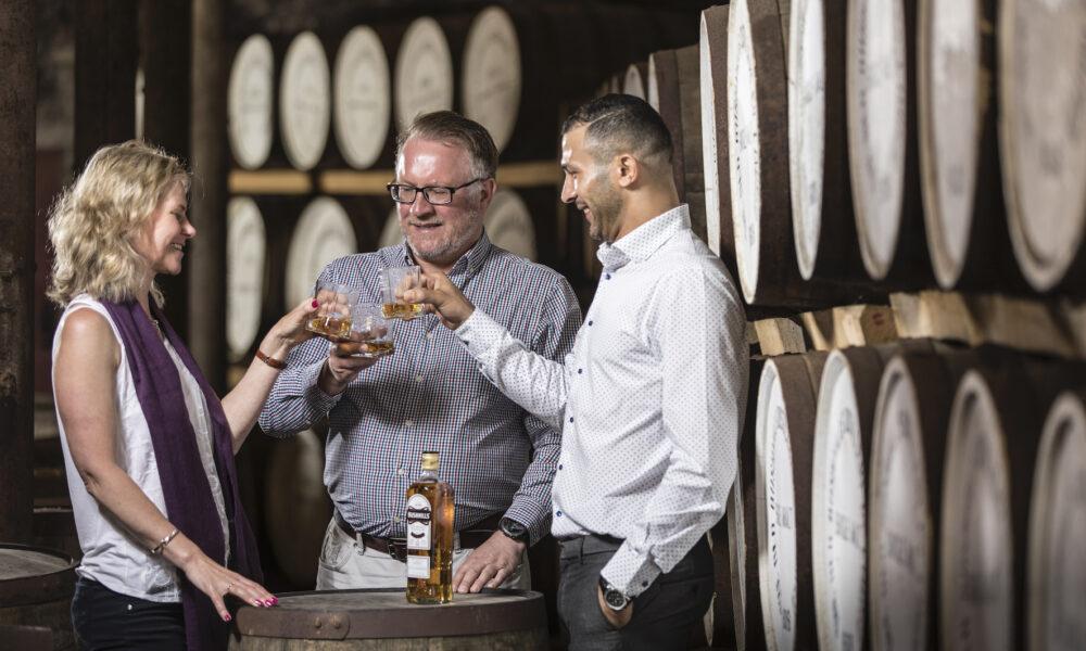 Whiskey Fonte: Tourism Ireland