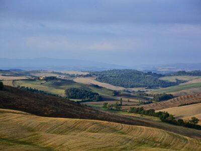 Via Lauretana toscana, Siena