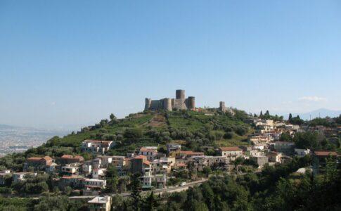 Siti archeologici vesuviani, Castello di Lettere