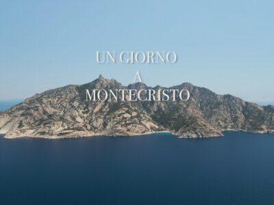 Isola di Montecristo, copertina