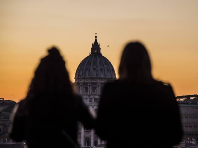 Roma romantica Fonte: Turismo Roma
