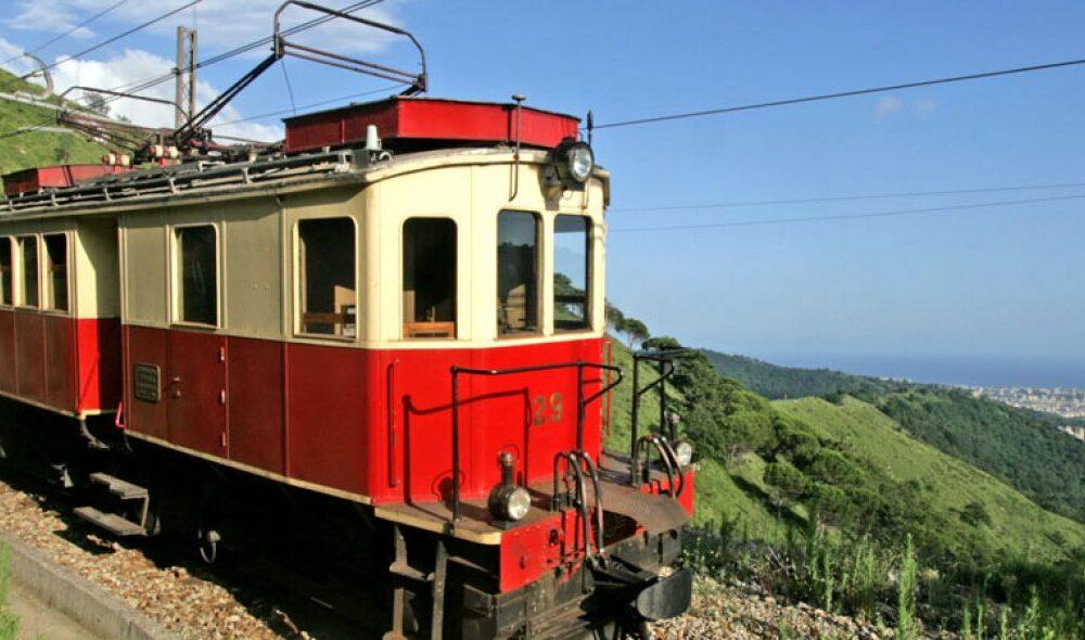 Trenino di Casella. Via Visit Genoa.