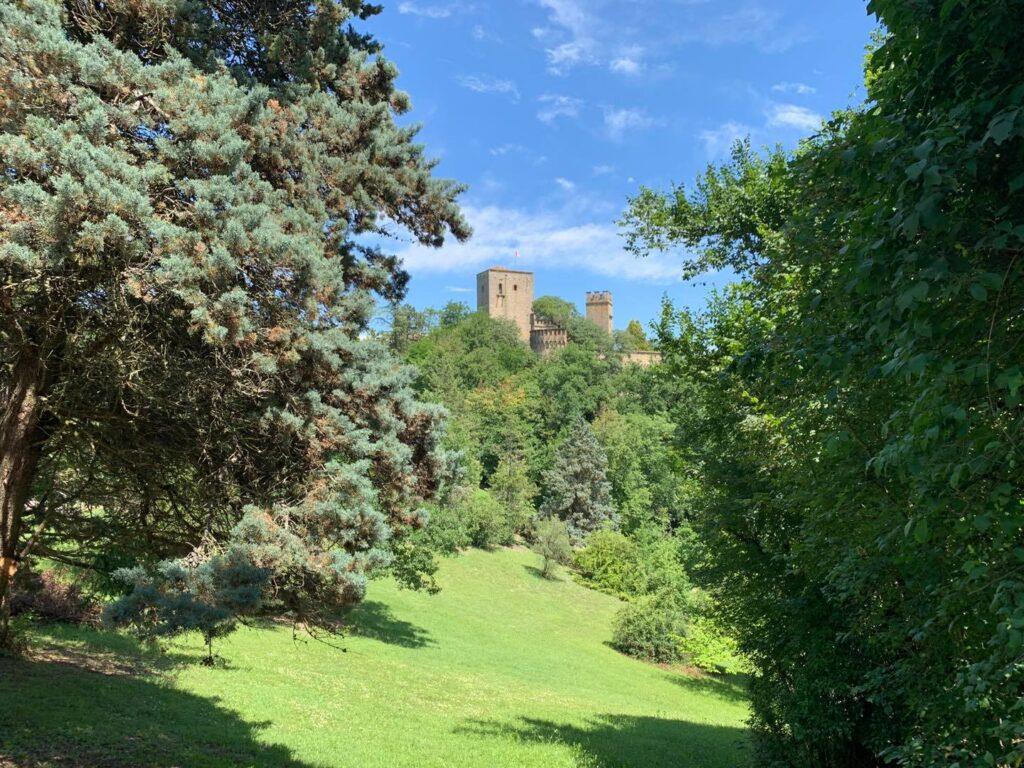 Castello di Gropparello. Via Castelli del Ducato.