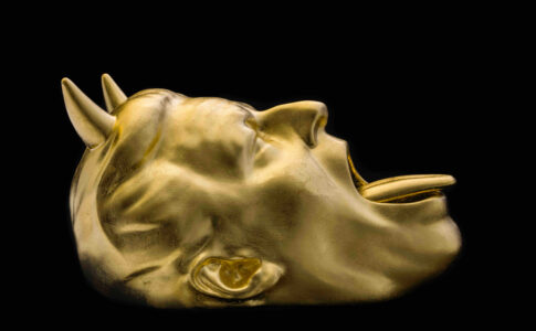 Jan Fabre, La forma dell'oro