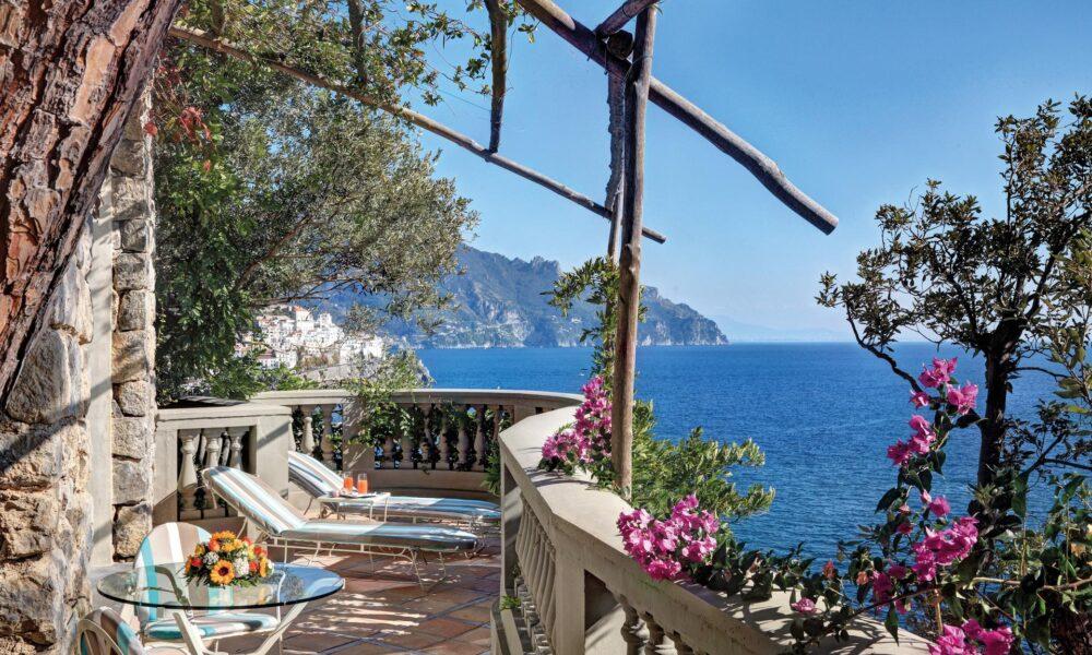 Amalfi Fonte: Hotel Santa Caterina