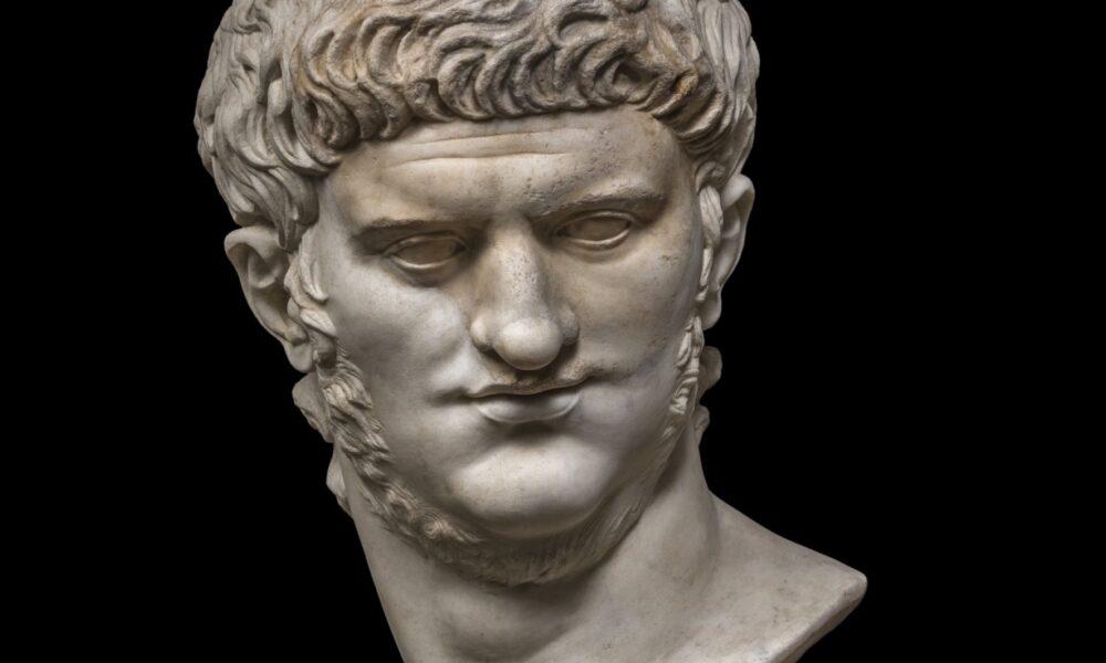 Busto di Nerone Foto: Zeno Colantoni