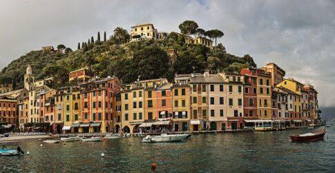 Riviera Ligure di Levante Fonte: Agenzia Nazionale Turismo