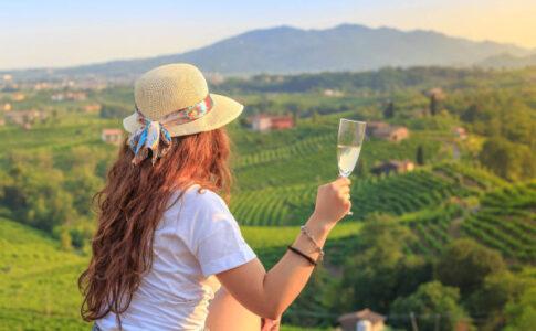 Colline del Prosecco Fonte: Agenzia Nazionale del Turismo Italia