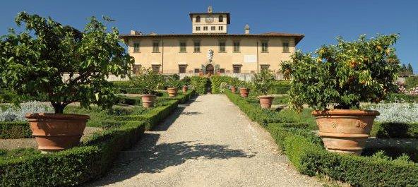 Ville dei Medici Fonte: Agenzia Nazionale Turismo