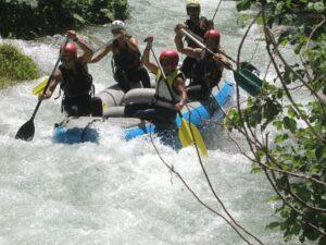 Rafting Fonte: Umbria Tourism