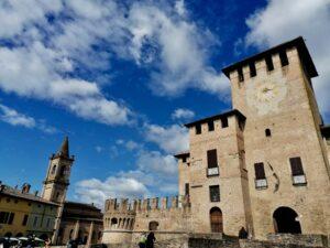 Rocca di Fontanellato. Via Castelli del Ducato.