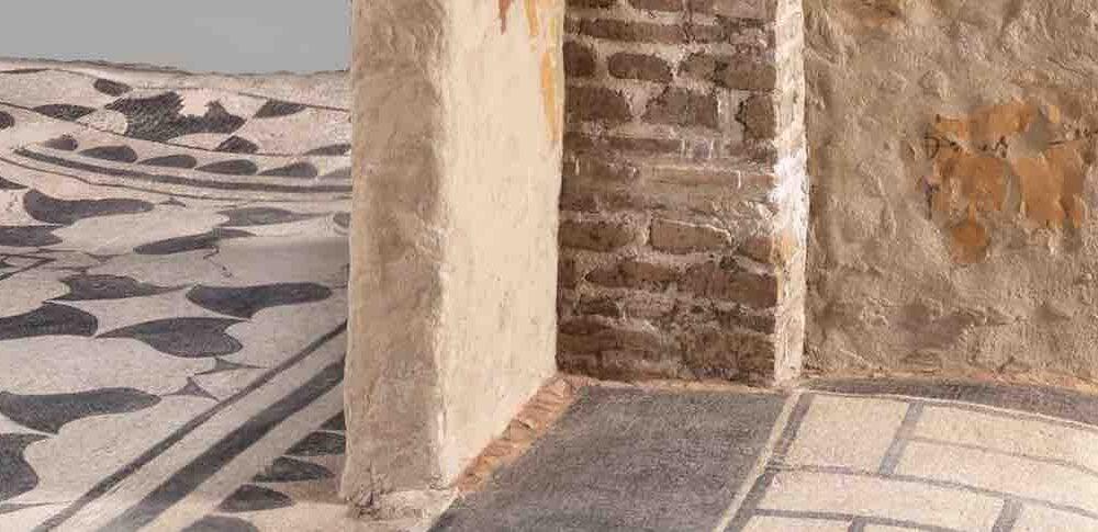Scatola Archeologica Domus Aventino Fonte: Soprintendenza Speciale di Roma
