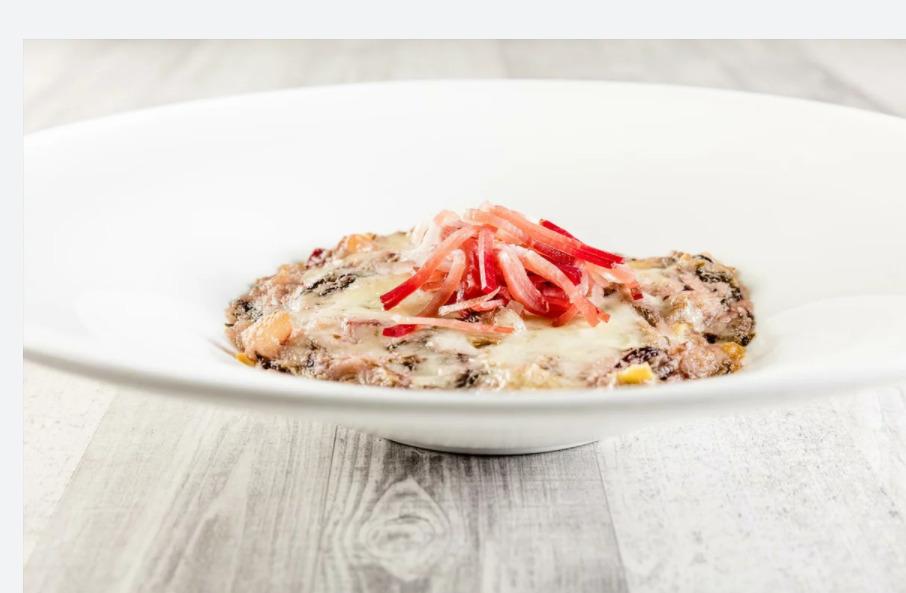 Lasagne gratinate altoatesine. Via Alto Adige/Sudtirol.