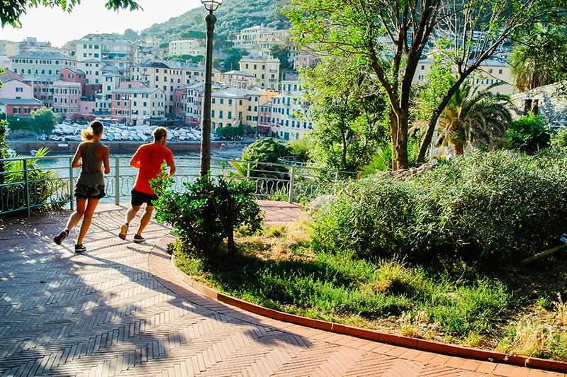 Parchi di Nervi. Via Visit Genoa.