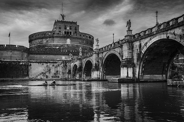 Roma. Nascita di una capitale 1870-1915. PAlazzo Braschi, via Wikimedia Commons. Via Wikimedia Commons.
