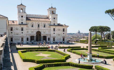 Villa Medici, Roma