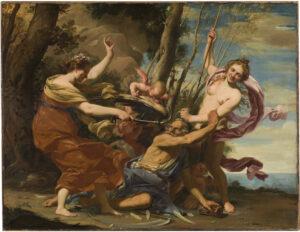 Tempo barocco ph. Photographic Archive. Museo Nacional del Prado. Madrid