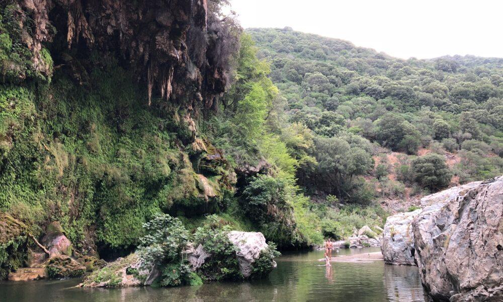cascata sa stiddiosa. Credits: Archivio RAS. License: @ All rights reserved. Via Sardegna Turismo