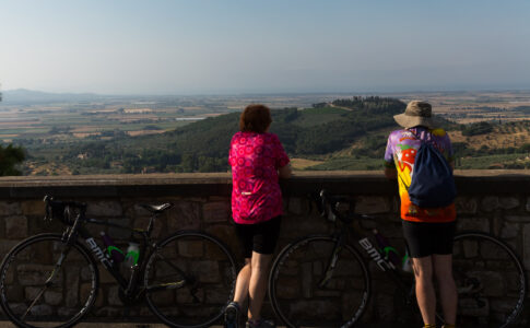 e-bike Fonte: Visit Tuscany