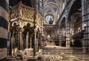 Pavimento Duomo di Siena Fonte: Opera Siena