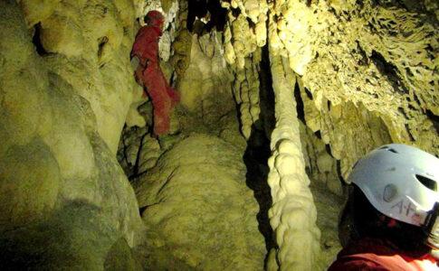 Speleologia Cascata delle Marmore. Via Umbria Tourism.