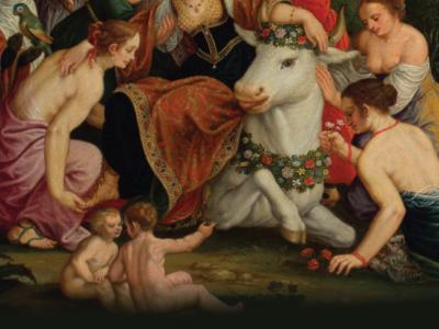 Collezione Piccolomini Spannocchi Fonte: Santa Maria della Scala