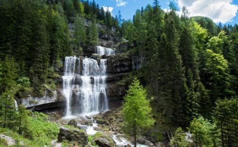 Cascata Trentino