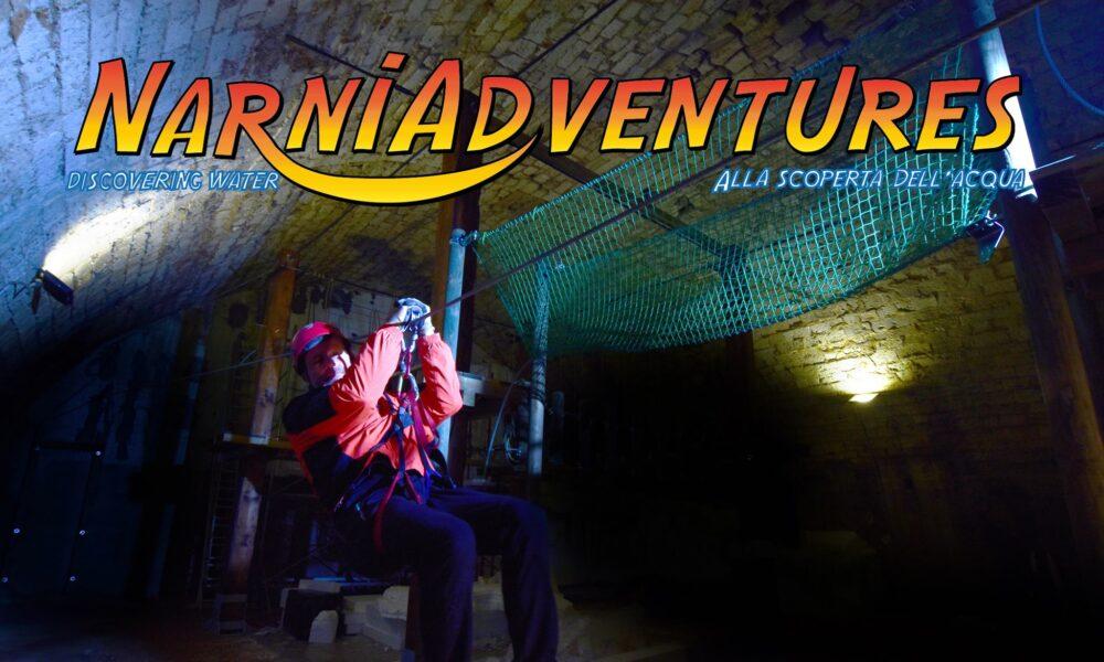 NArniAdventures. Via Umbria Tourism.