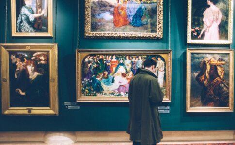 Musei aperti ph: StockSnap