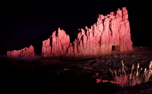 Rocce Rosse ad Arbatax. Via Sardegna Turismo.