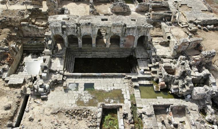 Forum Traiani, terme romane in Sardegna. Via Sardegna Turismo.