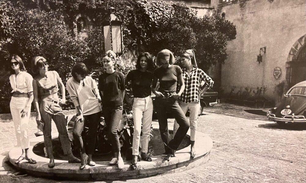 Turismo italiano anni 60. Via Enit.